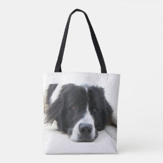 Adorable Dog Tote Bag