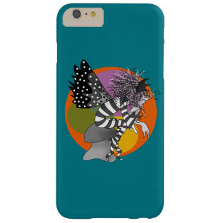 Adorable Elf Attractive Background Colors Barely There iPhone 6 Plus Case