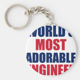 Adorable Engineer Keychains