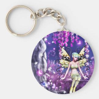 Adorable Fairy Keychain