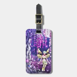 Adorable Fairy Luggage Tag