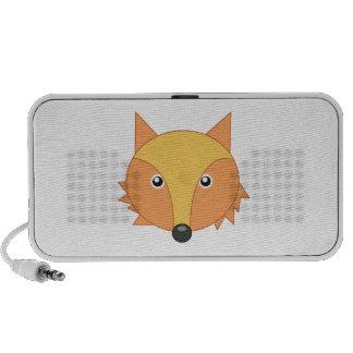 Adorable Fox Little Zoo Mini Speakers