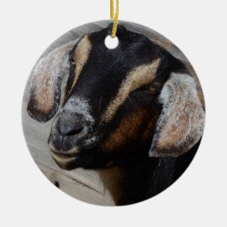 Adorable Goat Ornament