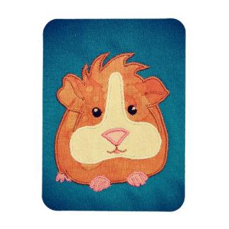 Adorable Guinea Pig Magnet