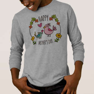 Adorable Happy Mother's Day | Sleeve Shirt