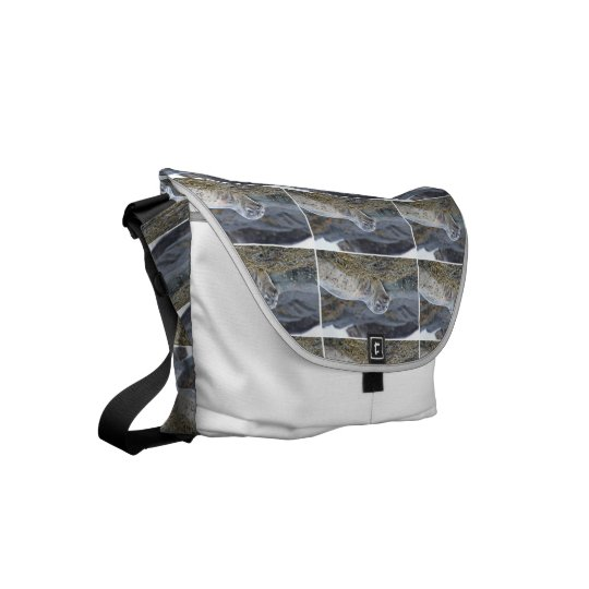 Adorable Harbour Seal Commuter Bags