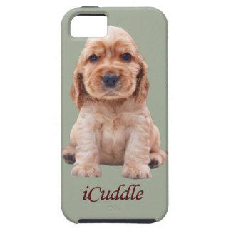 Adorable iCuddle Cocker Spaniel iPhone 5 Case
