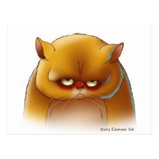 Adorable Kitty Cat Postcard
