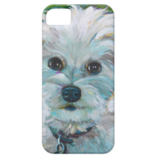 Adorable MALTIPOO iPhone 5 Covers