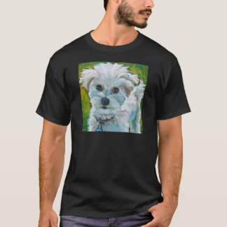Adorable MALTIPOO T-Shirt