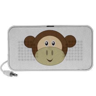 Adorable Monkey Little Zoo iPod Speaker