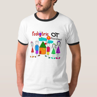 Adorable Pediatric Occupational Therapy Assistant T-Shirt