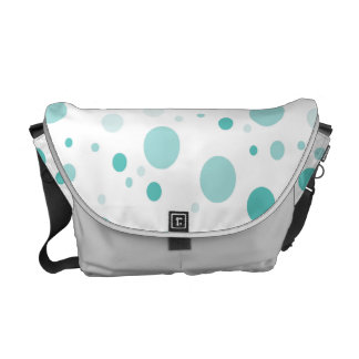 Adorable Polka Dots Pattern Commuter Bags
