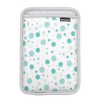 Adorable Polka Dots Pattern iPad Mini Sleeve