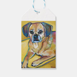 Adorable PUGGLE Gift Tags