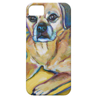 Adorable PUGGLE iPhone 5 Cover