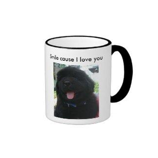 Adorable Puppy Mug