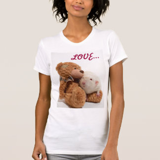 ADORABLE RAT LOVE... shirt CUTE!!!!!