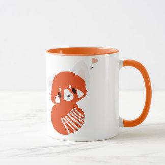 Adorable Red Panda Mug