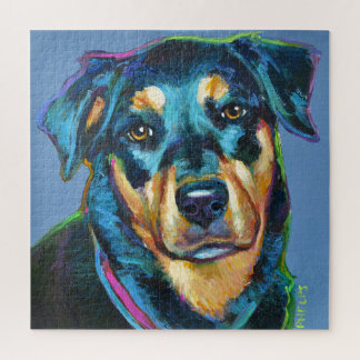 Adorable ROTTWEILER Jigsaw Puzzle