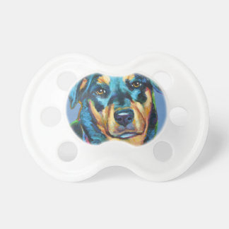 Adorable ROTTWEILER Pacifier
