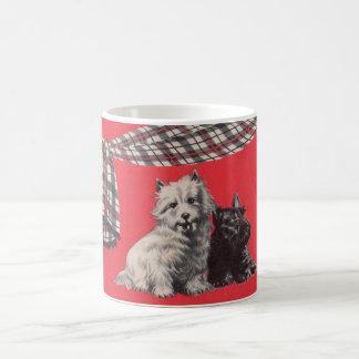 adorable Scottish terriers Coffee Mug