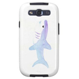 Adorable Shark Samsung Galaxy S3 Cases