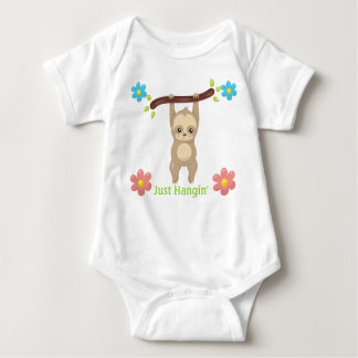 Adorable Sloth Baby - Two Sided creeper