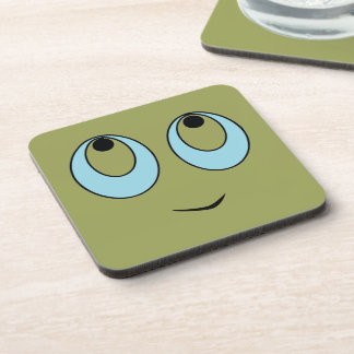 Adorable Smiley Coasters