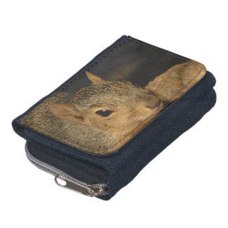 Adorable Squirrel Wallet