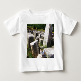 Adorable stray cat living in the ruins of Ephesus Baby T-Shirt