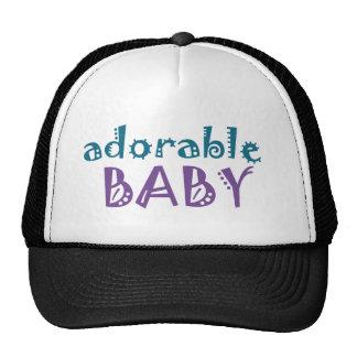 - Adorable Tee Trucker Hat