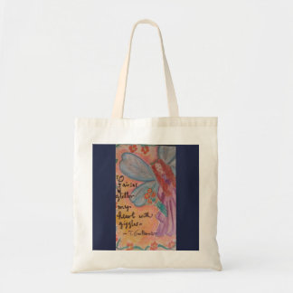adorable tote for a little girl