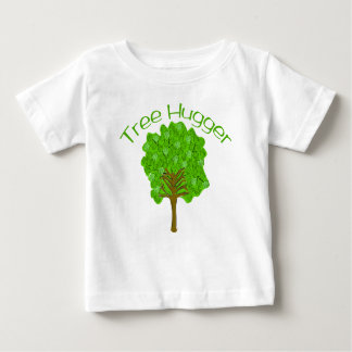 Adorable Tree Hugger Baby Tees