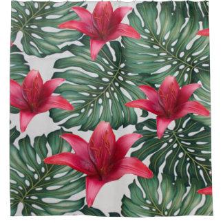 Adorable Tropical Palm Hawaiian Hibiskus