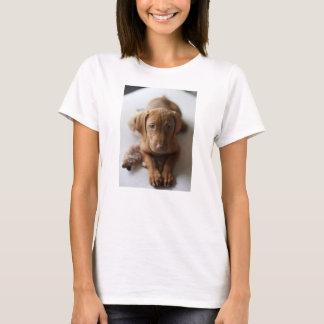 Adorable Vizsla Puppy Dog - Vizsla Puppy Tee Shirt