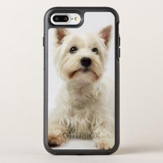 Adorable White West Highland Terrier OtterBox Symmetry iPhone 8 Plus/7 Plus Case