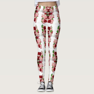 Adorably Abstract Leggings