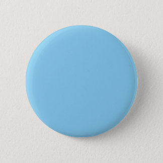 Adorably Cuddly Blue Colour 2 Inch Round Button