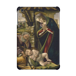 Adoration of the Christ Child by Botticelli iPad Mini Covers