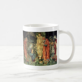 Adoration of the Kings | Edward Burne-jones Coffee Mug