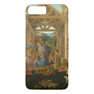Adoration of the Magi by Botticelli iPhone 7 Plus Case