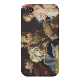 Adoration of the Magi iPhone 4 Covers