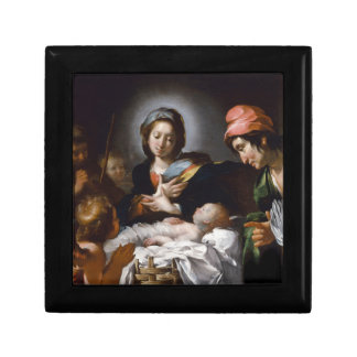 Adoration of the Shepherds 17th Century Gift Box
