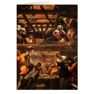 Adoration of the Shepherds Card
