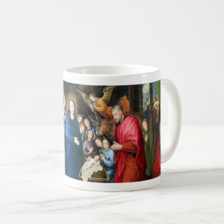Adoration of the Shepherds ~ Hugo van der Goes Coffee Mug