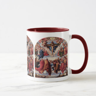 Adoration of the Trinity by Albrecht Durer, 1511 Mug