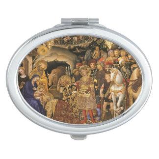 Adorazione Dei Magi Vanity Mirror