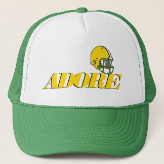 Adore Green Bay theme hat
