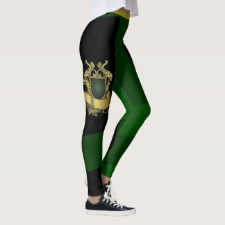 Adore Jade Shield leggings